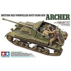 Tamiya America Inc. . TAM 1/35 Archer British Self-Propelled Anti-Tank Gun