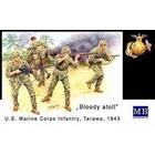 Masterbox Models . MTB 1/35 US MARINE CORPS INF TARAW