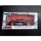 """Jada Toys . JAD JDM Tuners Metals Die Cast"""" 1/24 2002 Honda NSX Type R"""
