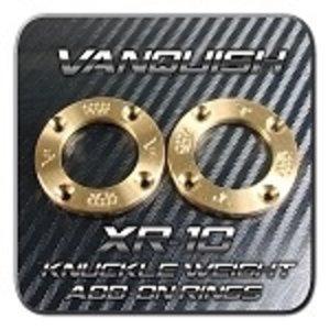 Vanquish . VAN VAN XR-10 1/8 BRASS KNUCKL RIN