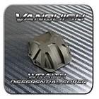 Vanquish . VAN WRAITH DIFF COVER 3-D BLACK