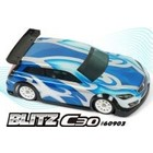Blitz . BLZ BLITZ C30 1/10 MINI EP HIGH ROOF SEDAN 0.8MM