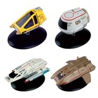 Eaglemoss . EGM Star Trek Shuttlecraft Set 3