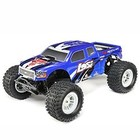 Team Losi . LOS TENACITY Monster Truck, Blue, AVC: 1/10 4WD RTR