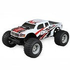 Team Losi . LOS TENACITY Monster Truck, White, AVC: 1/10 4WD RTR