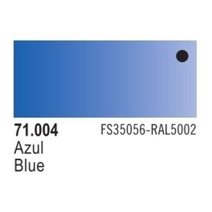 Vallejo Paints . VLJ ACRYLIC BLUE MODEL AIR 17ML