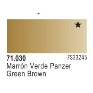 Vallejo Paints . VLJ GREEN BROWN