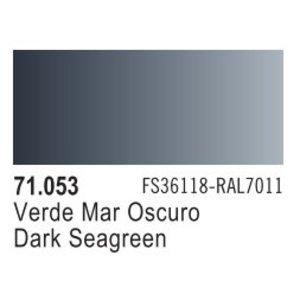 Vallejo Paints . VLJ DARK SEA GREEN