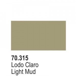 Vallejo Paints . VLJ LIGHT MUD