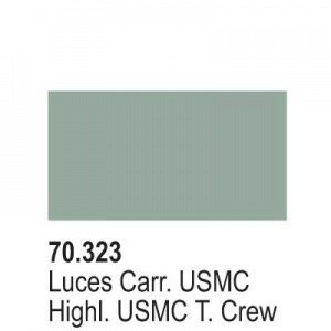 Vallejo Paints . VLJ USMC TANKER HIGHLIGHTS