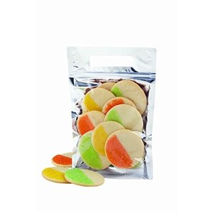 Wilton Products . WIL COOKIE TOTE CLEAR PK 3