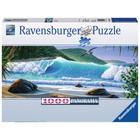 Ravensburger (fx shmidt) . RVB CATCH A WAVE 1000PC