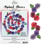 Quilled Creations . QUI SPIRAL ROSES