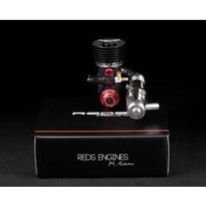 Reds Racing USA . RRU R5R RACER 3.0 W/2104 S PIPE COMBO