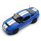 Shelby Collectables . SBC 1/18 '13  MUSTANG GT500
