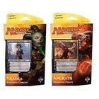 Wizards of the Coast . WOC Magic the Gathering: Rivals of Ixalan Planeswalker Deck