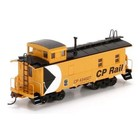 Roundhouse . RDH HO CUPOLA CABOOSE CPR #434027