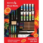 Reeves Art Supplies . REE MIXED MEDIA ART SET