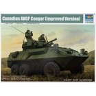 Trumpeter . TRM 1/35 Canadian Cougar 6X6 Armored Vehicle