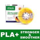 Filaments ca . FIL YELLOW 1.75MM PLA FILAMENT 1KG