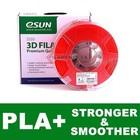 Filaments ca . FIL RED 1.75MM PLA FILAMENT 1KG