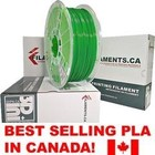 Filaments ca . FIL DARK GREEN 1.75MM PLA FILAMENT 1KG