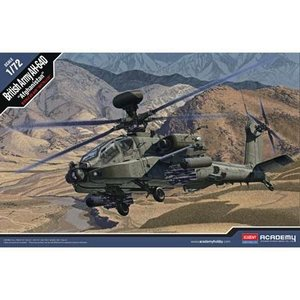 Academy Models . ACY 1/72 AH-64D BRIT ARMY