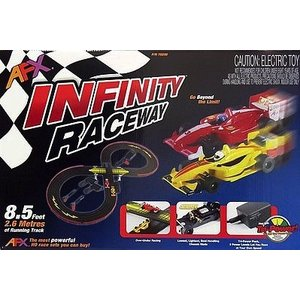 AFX/Racemasters . AFX INFINITY (MG+) SET 8.5'
