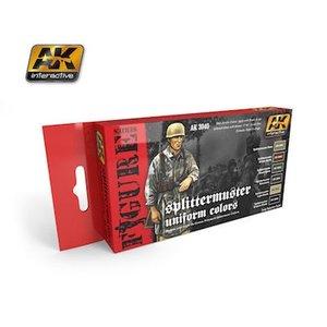 A K Interactive . AKI FIGURE SERIES: SPLITTERMUSTER UNIF.
