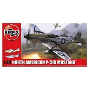 Airfix . ARX 1/48 North American P-51D Mustang