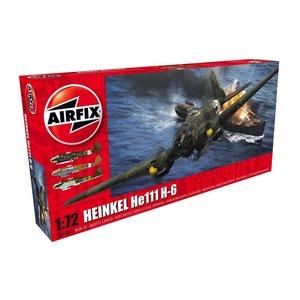 Airfix . ARX 1/72 HEINKEL HE111 H6
