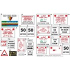 Archer Fine Transfers . AFT 1/35 OIF SIGNAGE US FORCES IRAQ