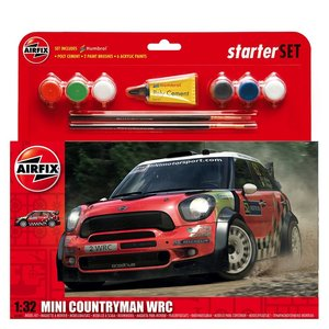 Airfix . ARX 1/32 Mini Countryman Gift Set
