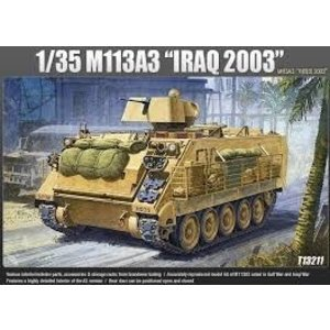 Academy Models . ACY 1/35 M113 Iraqi Version