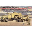 Academy Models . ACY 1/72 German Ground Vehicle