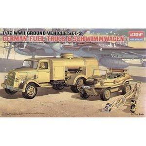 Academy Models . ACY 1/72 German Ground Vehicle