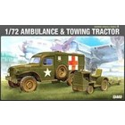 Academy Models . ACY 1/72 US Ambulance & Truck
