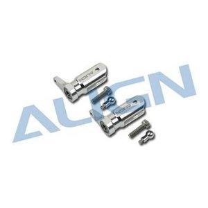 Align RC . AGN 250 METAL MN RTR HLDR SET/SILV