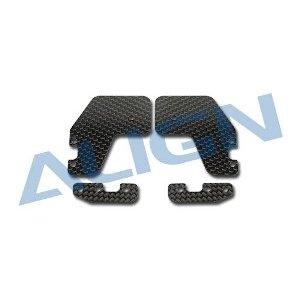 Align RC . AGN (DISC) - 600 FRAME BRACE SET (CF)