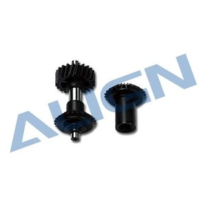 Align RC . AGN (DISC) - 700 M1 TORQUE TUBE FRONT DRIVE