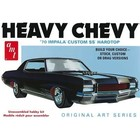 AMT\ERTL\Racing Champions.AMT 1/25 '70 Chevy Impala