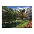Anatolian . ANA Lake Cottage 3000Pc Puzzle