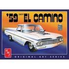 AMT\ERTL\Racing Champions.AMT 1/25 '59 Chevy El Camino