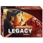 Z-MAN GAMES . ZMG PANDEMIC LEGACY RED ED.