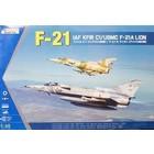 Kinetics . KIN 1/48 F-21 /KFIR C1
