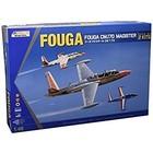Kinetics . KIN 1/48 Fouga Magister CM 170