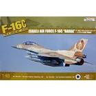 Kinetics . KIN 1/48 F-16C IDF Baraka