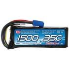 Venom Racing . VNR (DISC) - 3S 11.1V 1500MAH LIPO EC3 BRBWIR