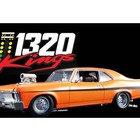 "Highway 61 . HWY 1/18 '68 Chevrolet Nova ""1320 Drag King"""