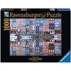 Ravensburger (fx shmidt) . RVB Honefleur Reflection 1000pc